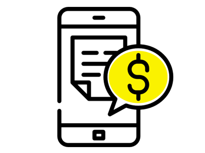 Digital Payment icon.